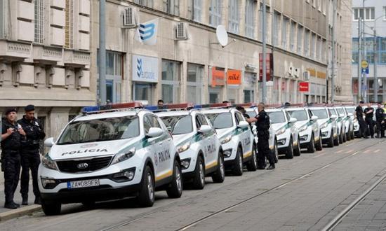 polizia sicurezza