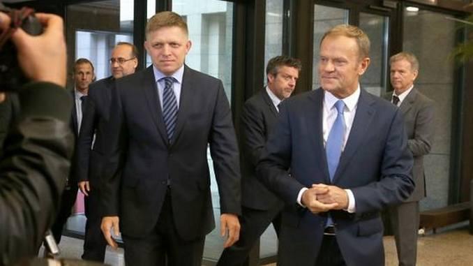 fico-tusk_consilium-europa-eu Unión Europea