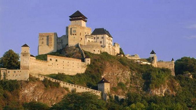 trencin-castle